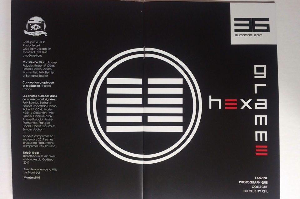 Hexagramme, un nouveau Fanzine